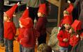 Les petits Pères Noël