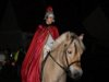 Saint-Martin sur son cheval